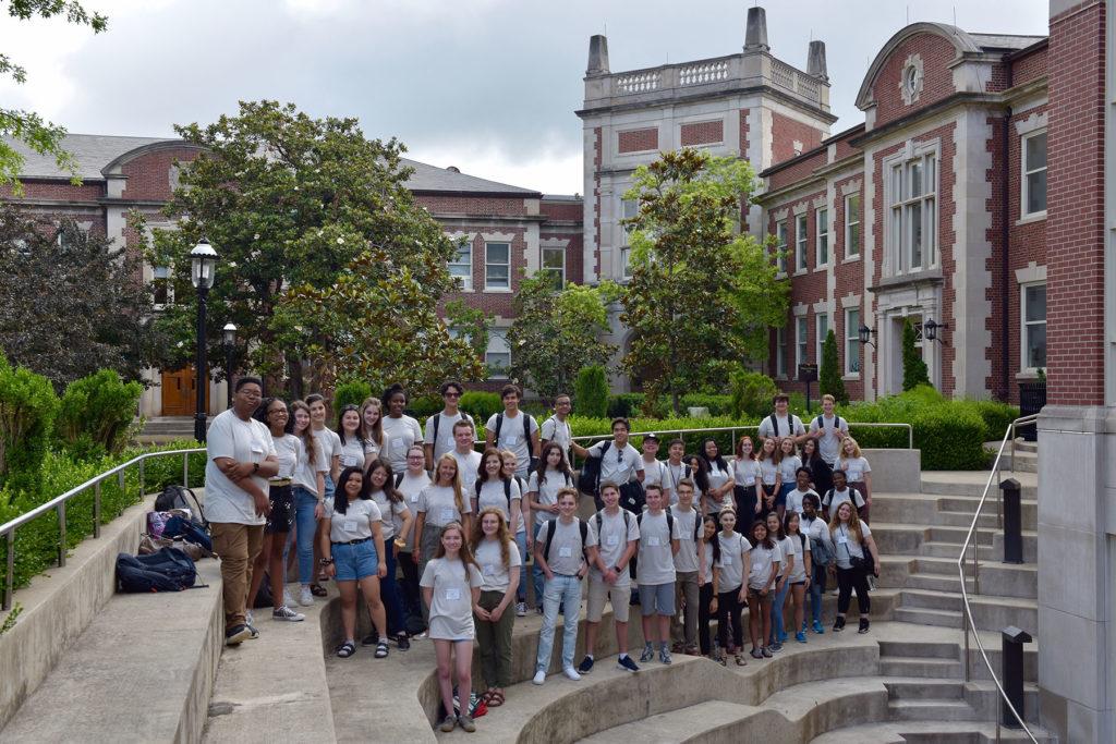 Missouri School of Journalism High School Programs