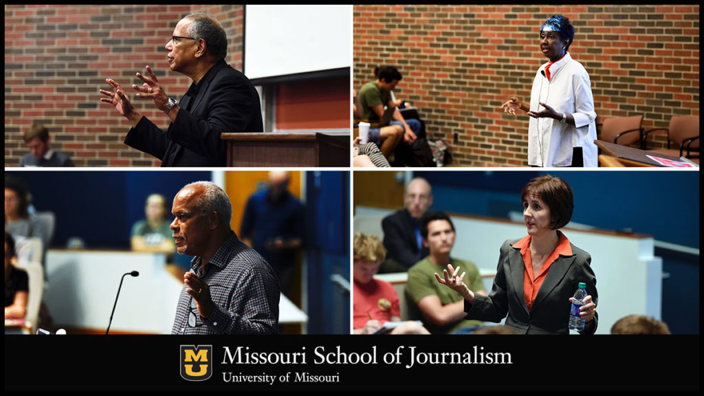 Recipients of the 2019 Missouri Honor Medal for Distinguished Service