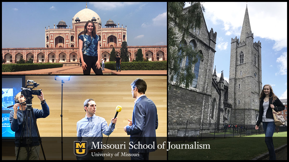 Missouri Journalism Global Programs