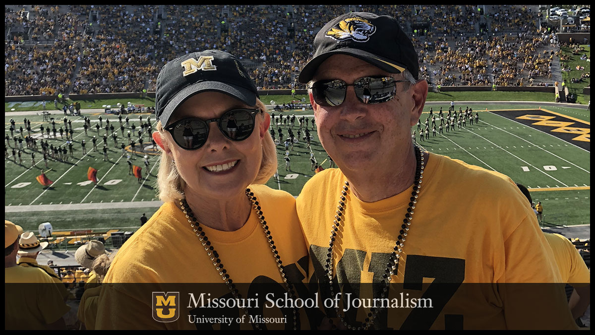 A $2.5 million estate gift from Pat, BJ '73, and Sandy Hiatte will allow University newsrooms to innovate and move quickly to address change, continuing the J-School legacy of training the world's best journalists.