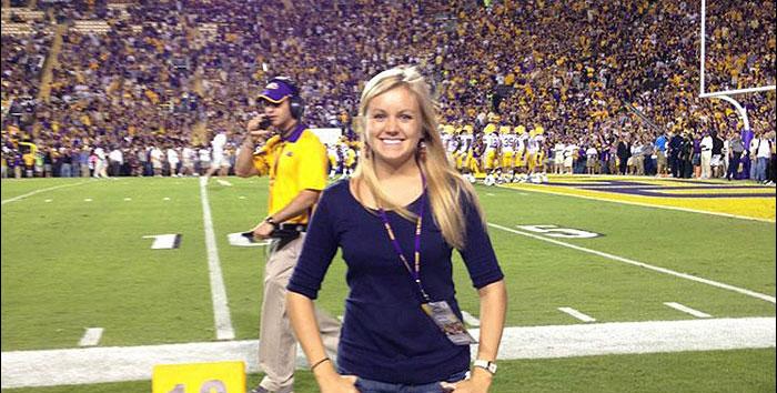 Amy Brachmann, BJ '10, MA '11