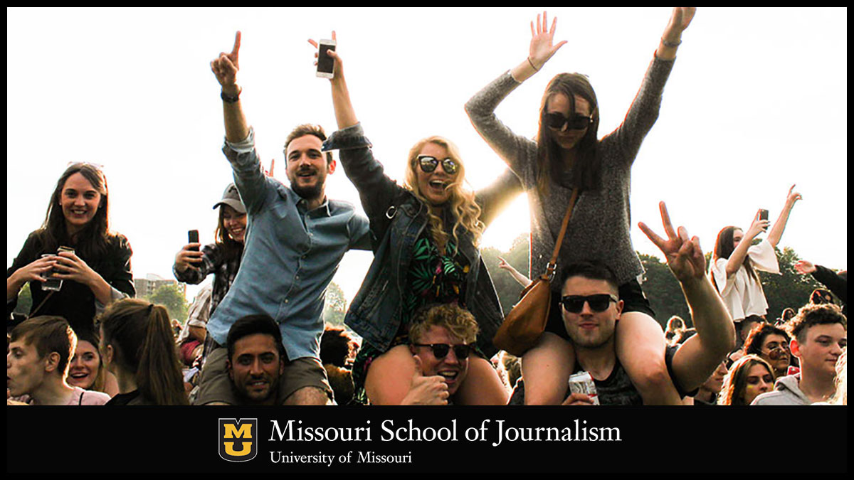 Mobile media consumption is growing among the younger generation, but determining the various habits of consumption is not as clear. Four Missouri convergence journalism students partnered with 12 News, based in Phoenix, to dig a little deeper.