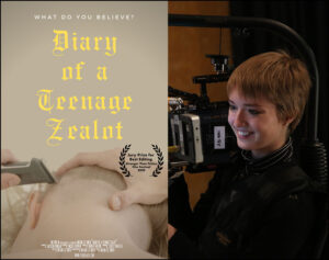 Diary of a Teeage Zealot, directed by Megan Liz Smith.