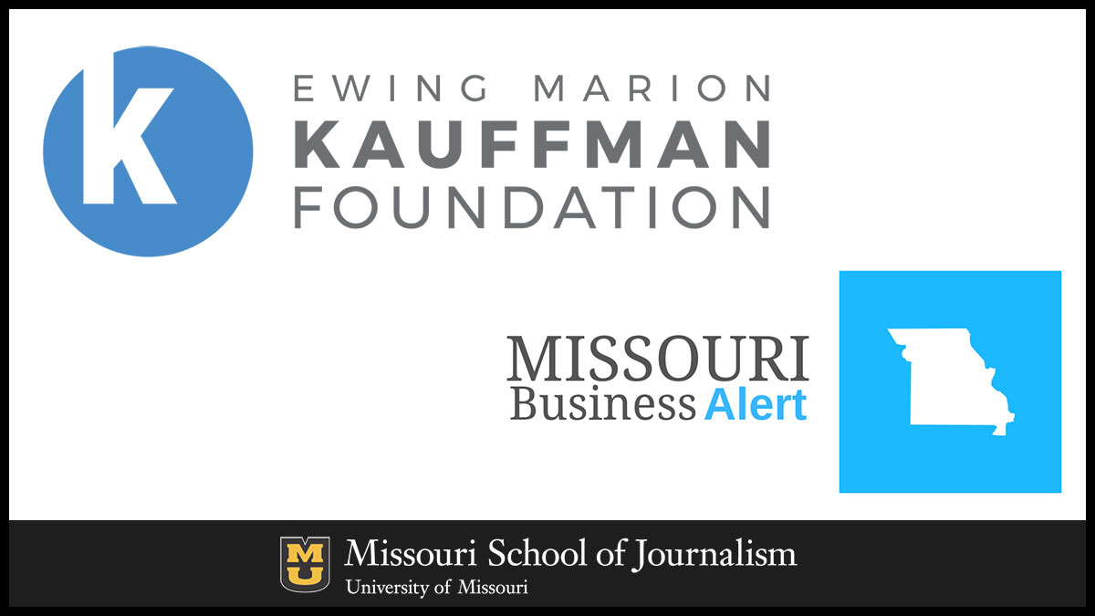 The Ewing Marion Kauffman Foundation grant to Missouri Business Alert, a digital business journalism newsroom, will allow for an increase in coverage of news and entrepreneurship in Missouri.