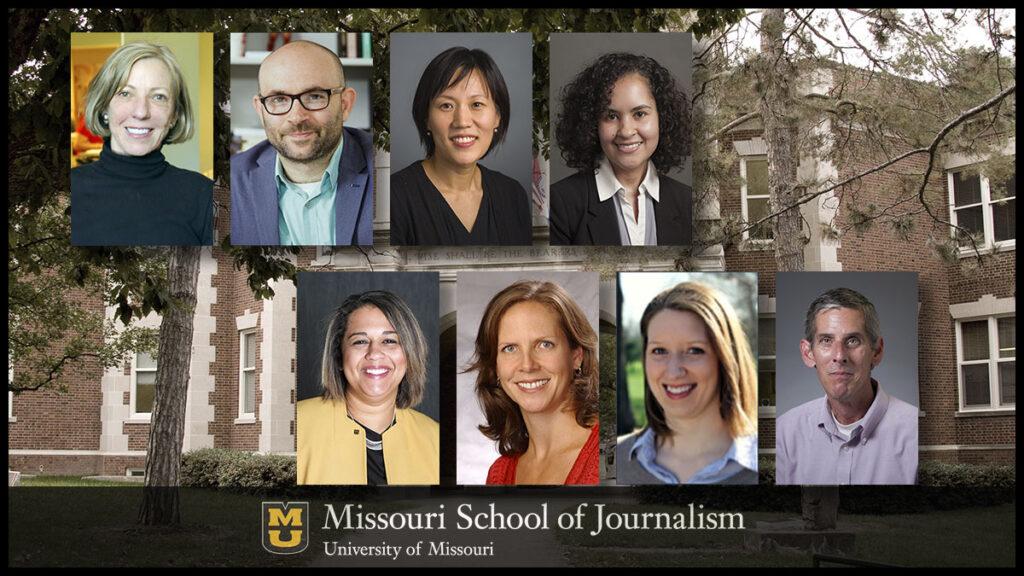 Jeanne Abbott, Robert Greene, Sungkyoung Lee, Cristina Mislán, Susan Renoe, Jennifer Rowe, Elizabeth Stephens, Scott Swafford