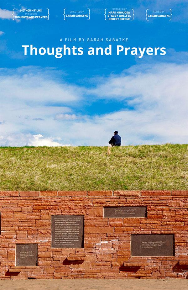 """Thoughts and Prayers"" by Sarah Sabatke, BJ '18, MA '20"