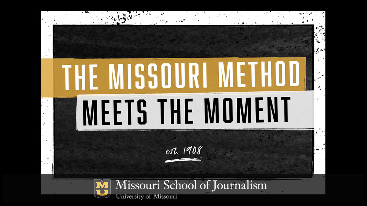 The J-School is celebrating Founder's Day and 112 years of excellence by establishing a new fund to support the professional newsrooms and agencies that are the hallmark of the Missouri Method.