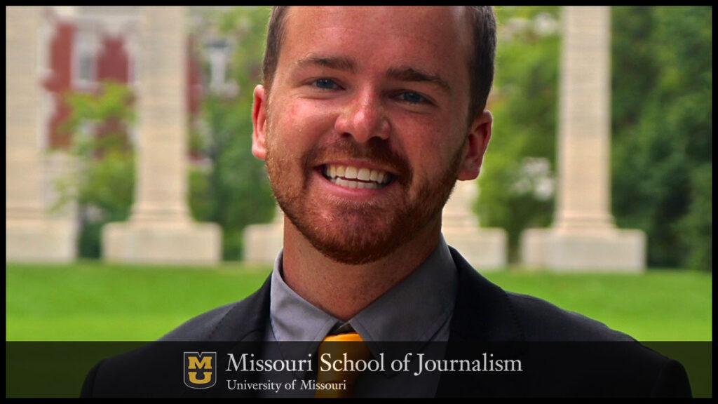 Caleb Phillips, BJ '13, MBA '15