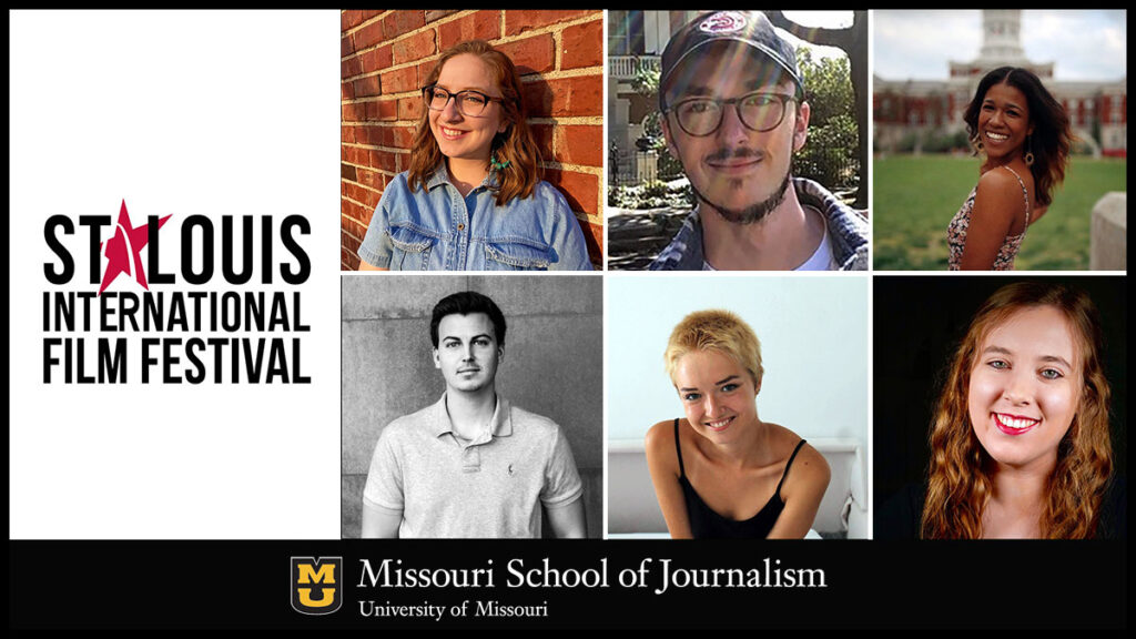 For the third year in a row, the St. Louis International Film Festival is making a showcase of University of Missouri student films produced at the Jonathan B. Murray Center for Documentary Journalism.