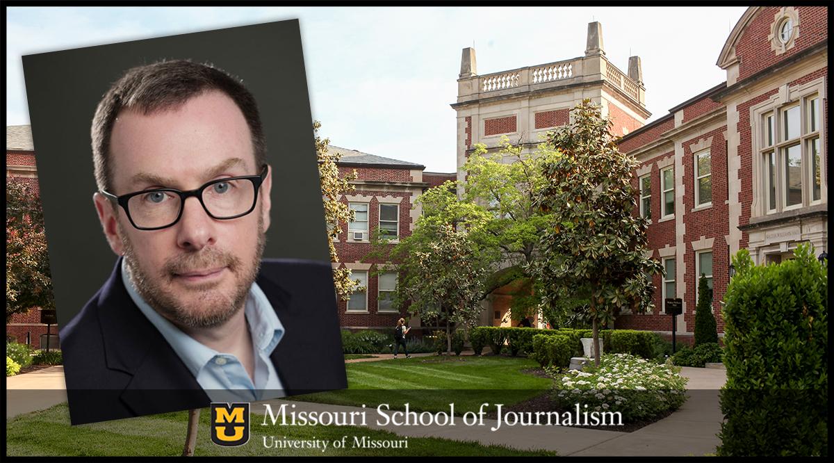 Journalism Professor David Herzog awarded the 2020 Provost's Award for Leadership for International Education