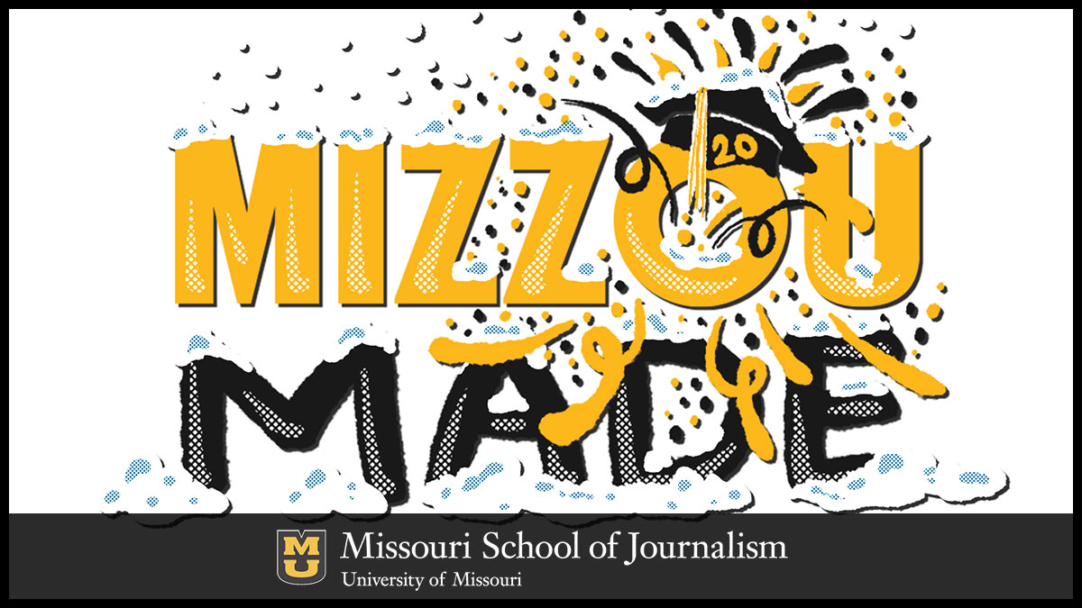 Fall 2020 Commencement at the Missouri School of Journalism