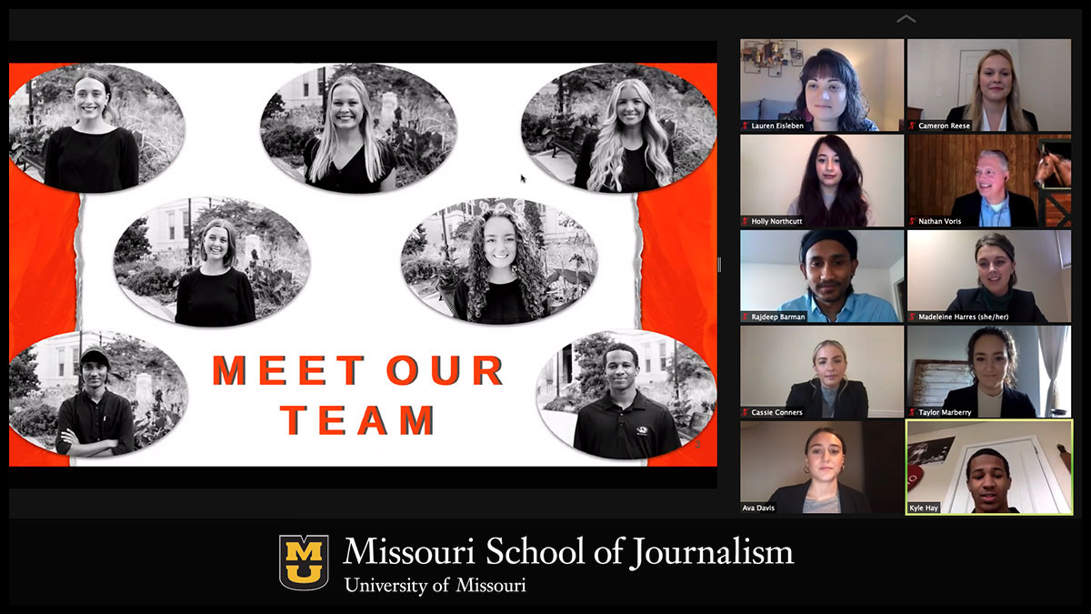 Despite challenges posed by the global COVID-19 pandemic, the fall 2020 semester at Mizzou featured four AdZou teams performing extensive quantitative and qualitative research and developing marketing plans for two clients.