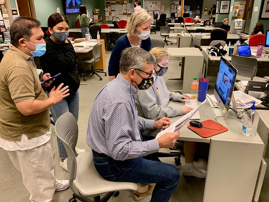 RJI searches for School of Journalism students to pair with local newsrooms on innovative projects
