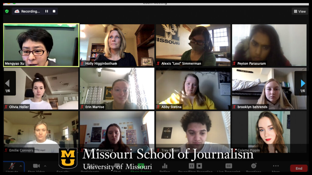 New School of Journalism core curriculum course debuts with a Strategic Communication spin