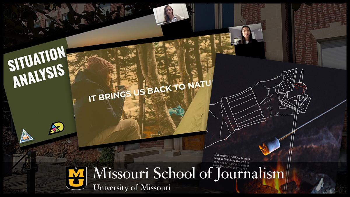 The ADDY Awards offer Mizzou Strat Comm a gold and silver lining to the pandemic