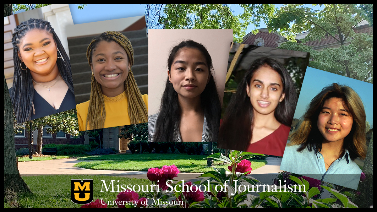 Journalism students named to Knight Nonprofit News internship summer program