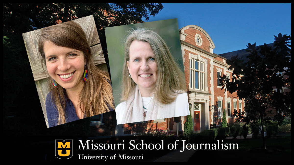 Graduate students Mallory Daily and Leanne Tippett Mosby each awarded a Smith/Patterson Science Journalism Fellowship